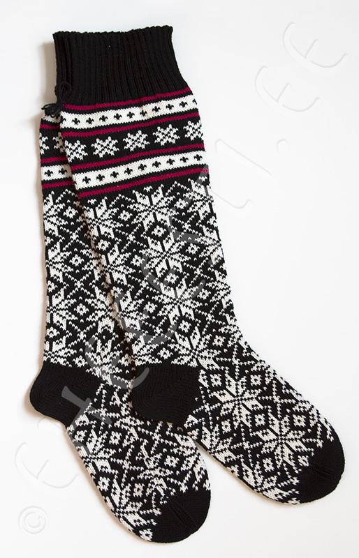06852fc5928 Pikk villane sokk on meie kliimas ja sportimisel asendamatu.